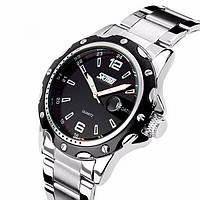 Skmei Robby Steel мужские кварцевые часы