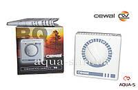 Термостат комнатный Cewal RQ 10 механический  для отопления (Италия)
