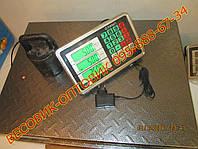 Весы Олимп TCS-102-C 300кг 450х600