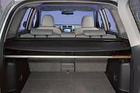 Шторка в багажник Toyota Rav4 (USA)