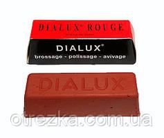 Паста полировальная Dialux Rouge красная 145 гр.