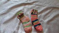 Махровые носки 17-21