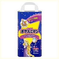 Трусики Moony Ночные для девочек L 9-14 кг, 30шт