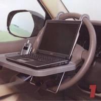 Столик подставка для автомобиля mobile multi purpose tray, фото 1