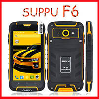 Противоударный телефон Jeep Suppu F6  2 сим,4,5 дюйма,4 ядра,8 Гб,8 Мп,IP68,2500 мА/ч.