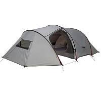 Палатка Quickhiker Ultralight 4 Quechua четырехместная, серая