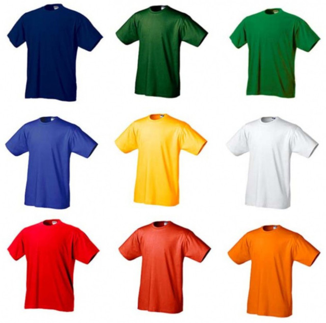 Купить футболку нанесения в Днепре
