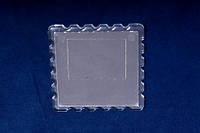 Акриловые заготовки для магнитов 66х66 мм (1000 шт/уп)