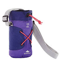 Чехол изотермический 0,6л Quechua фиолетовый
