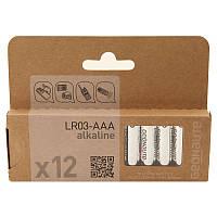 Батарейки 12 шт LR03-AAA 1.5V Geonaute