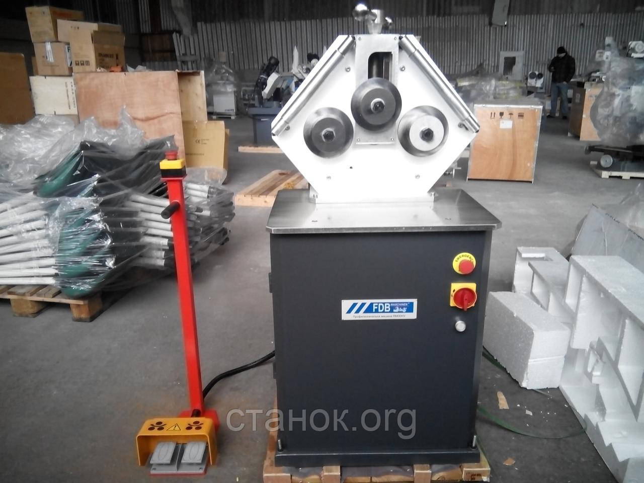 FDB Maschinen RM 30 HV Профилегиб профилегибочный станок по металлу фдб рм 30 шв машинен