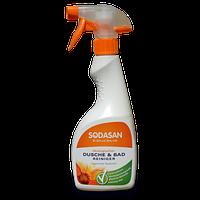 Sodasan.Органическое средство для уборки ванной комнаты 0,5л (9569)