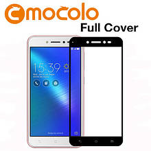 Защитное стекло Mocolo Full сover для Asus Zenfone 4 Selfie ZB553KL черный