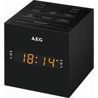 Радио-часы  AEG MRC 4150  (черный)