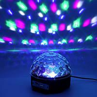 Светодиодный диско-шар (дисколампа)
