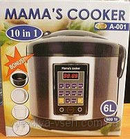 Мультиварка 10 в 1 Mama's Cooker