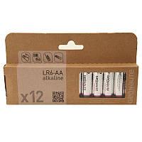 Батарейки 12 шт LR06-AA 1.5V Geonaute