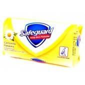 """Safeguard.Мыло с антибактериальным эффектом """"Ромашка"""" 90г (645712)"""