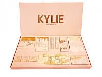 Набор декоративной косметики золотой Kylie Jenner (Реплика)