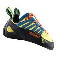 Туфли скальные Edge Simond желто-синие