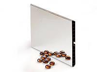 Цоколь кухонний, дзеркальний на основі ПВХ з ущільнювачем. Volpato, фото 1