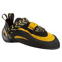 Туфли скальные Miura VS La Sportiva Spa черно-желтые