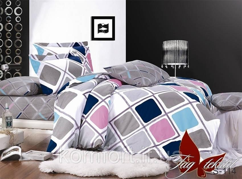 Комплект постельного белья с компаньоном S-114  S114