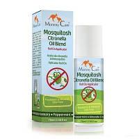 Mommy Care. Натуральное роликовое средство от комаров  с органическими эфирными маслами, 70 мл (952690)