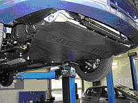 Защита двигателя и КПП Шевроле Нива (Chevrolet Niva), 2002-