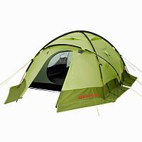Палатка альпинистская  Makalu T3 Simond зеленая