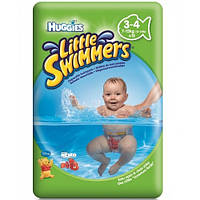 Трусики для бассейна Huggies Swim Pants 3-4 (7-15 кг), 12 шт (183399)