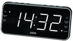 Радио-будильник AEG MRC 4157 (черный)