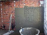Штукатурка универсальная для пористых основ с перлитом ПЦШ-018 (серая), 25кг, фото 3