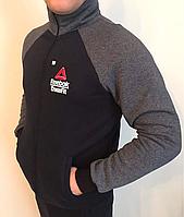 Мужской  теплый спортивный костюм Reebok