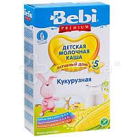 """Bebi Premium. Молочная каша """"Кукурузная"""", 5 мес+ 200 г (028745)"""