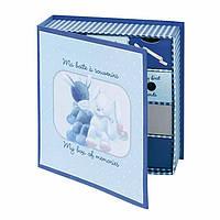 Коробочка для сокровищ Nattou Алекс и Бибу, шкатулка для сувениров, 321525