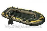 Надувная лодка Intex 68345 Seahawk