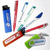 Ручки, зажигалки, флешки с логотипом