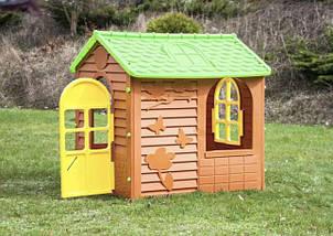 Детская площадка домик, горка, столик Mochtoys, фото 3