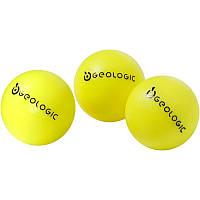 GEOLOGIC 3 Recreational Petanque Jacks