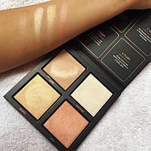 Хайлайтеры Huda Beauty 3D Highlighter Palette - MakeUp