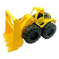 Спецтехника Toy State Строительная бригада CAT Погрузчик 25 см (82023)