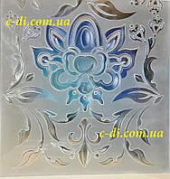 Эксклюзивные рисунки по стеклу, гравировка по стеклу, фото 1