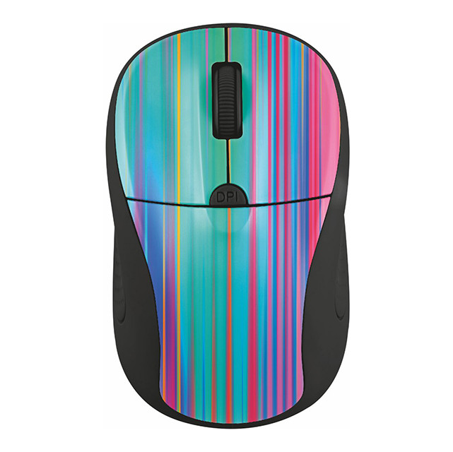 Компьютерная мышь TRUST Primo Wireless Mouse Rainbow (21479)