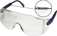 Очки защитные, регулируемые дужки, TOPEX