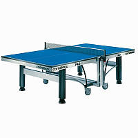 CORNILLEAU 740 ITTF COMPETITION INDOOR TABLE TENNIS TABLE - BLUE