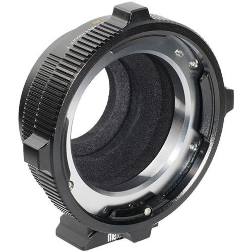 Metabones PL Lens to Micro Four Thirds Camera T Adapter (Black) (MB_PL-M43-BT1)