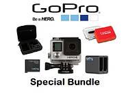 Экшн-камера GoPro HERO 4 Black Special Bundle