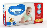 Подгузники Huggies Classic 4 (7-18кг), 50 шт. (543147)
