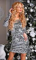 Платье 4374346-2 Осень-Зима  (мш)
